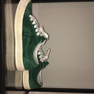 "Converse one star-Golf le Fluer ""Greener Pastures"""